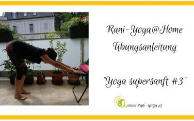 Yoga supersanft III