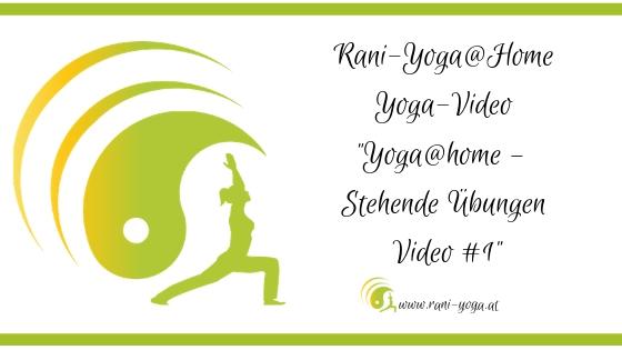 Yoga@home – Rani-Yogapraxis – Übungsvideo