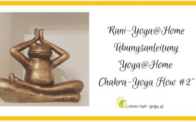 Yoga@home Übungsanleitung – Chakra-Yoga Flow (2)