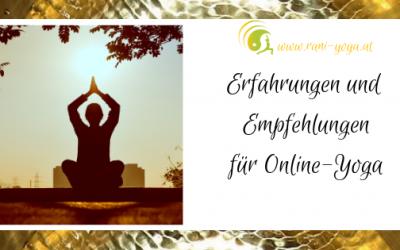 Meine Erfahrungen & Tipps – 10 Online-Yoga-Studios