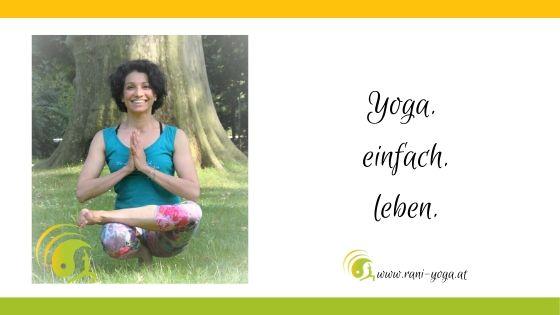 Yoga einfach leben