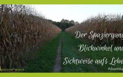 Blickwinkel #shortblog