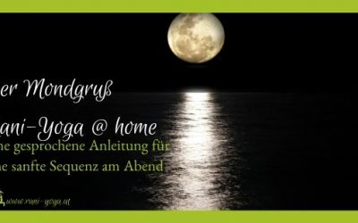 Mondgruß – ein sanfter Abschluss für jeden Tag