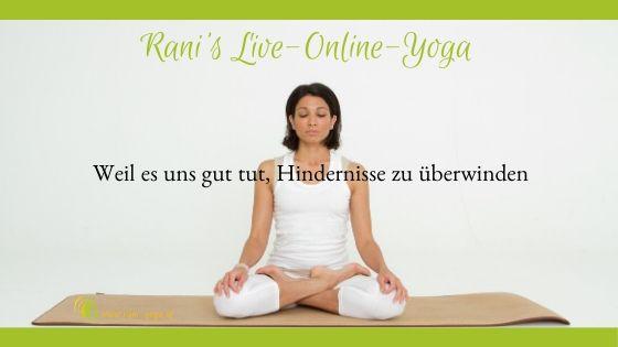 Ranis Online Yoga