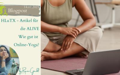Wie gut ist Online-Yoga?