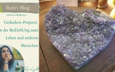Potpourri – Leben 3.0 – BeZiehUng