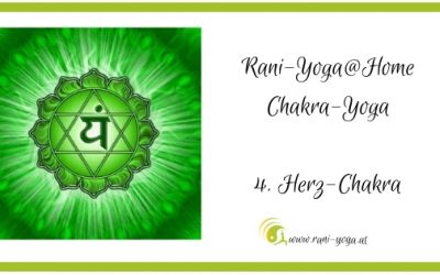 4. Chakra Yoga – Anāhata- oder Herzchakra
