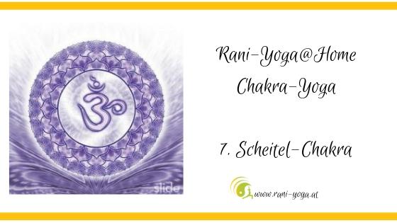 Rani Yoga - Chakra-Yoga