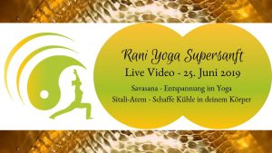 Rani Yoga Supersanft - Entsapannung