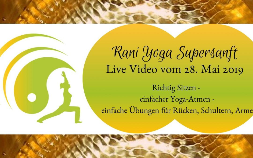 Rani-Yoga Supersanft – Video (2)