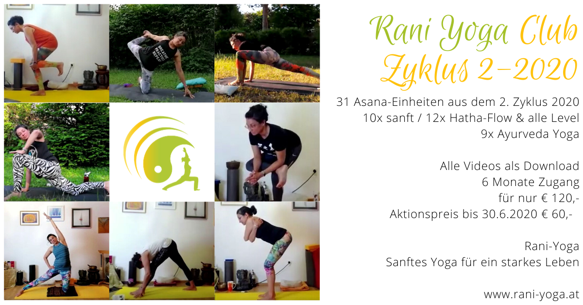 Rani Yoga Anfängerkurs