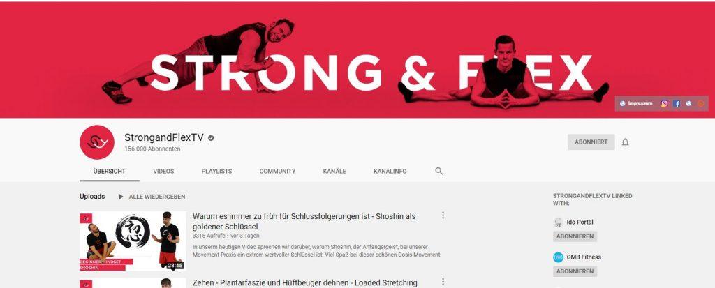 Strong & Flex