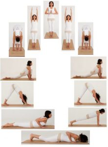 Surya Namaskar - Rani-Yoga