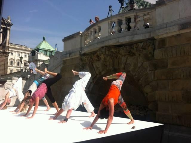 Yoga Convention Burggarten